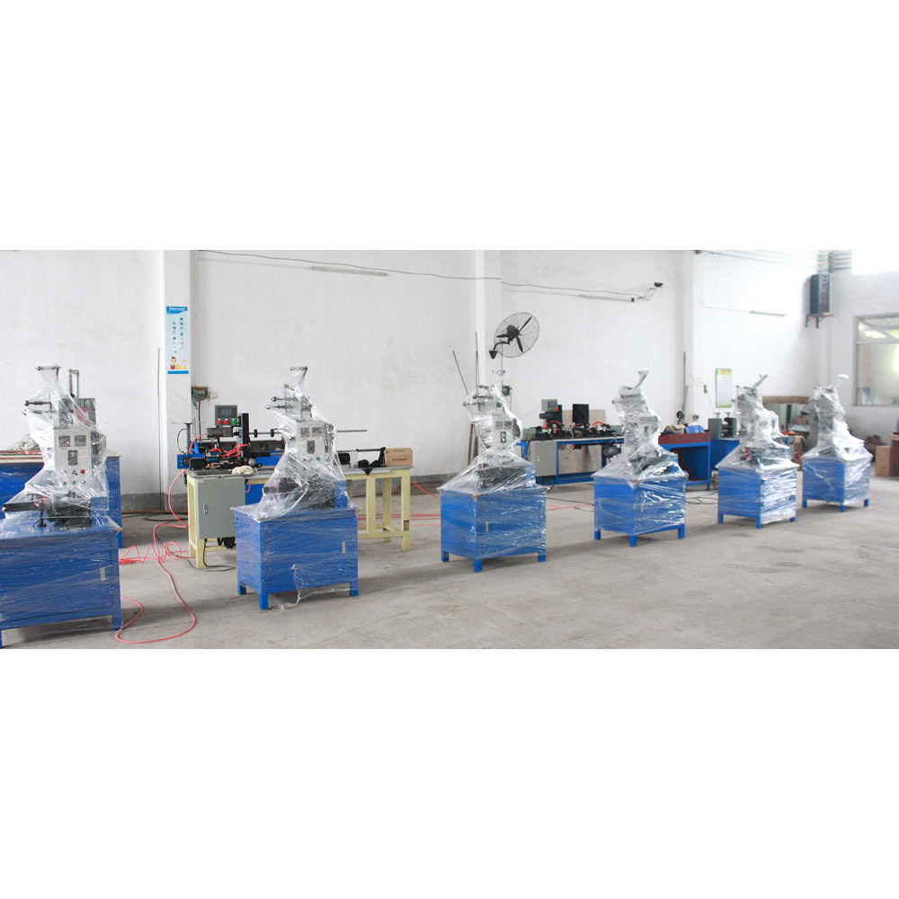 resistance wire coil machine