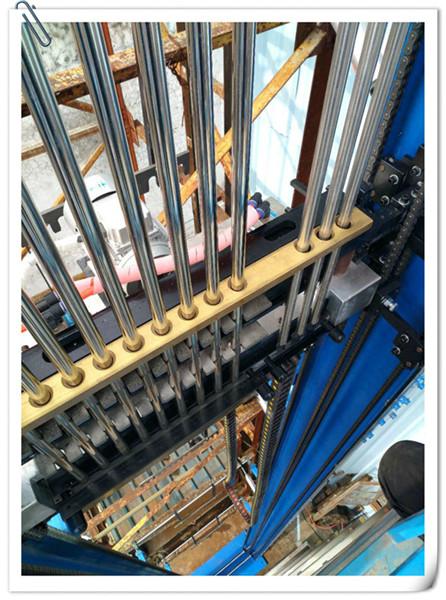 8米电热管填粉机